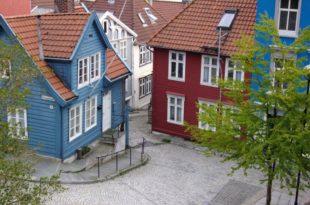 أجمل معالم الجذب السياحى فى بيرغن النرويجية
