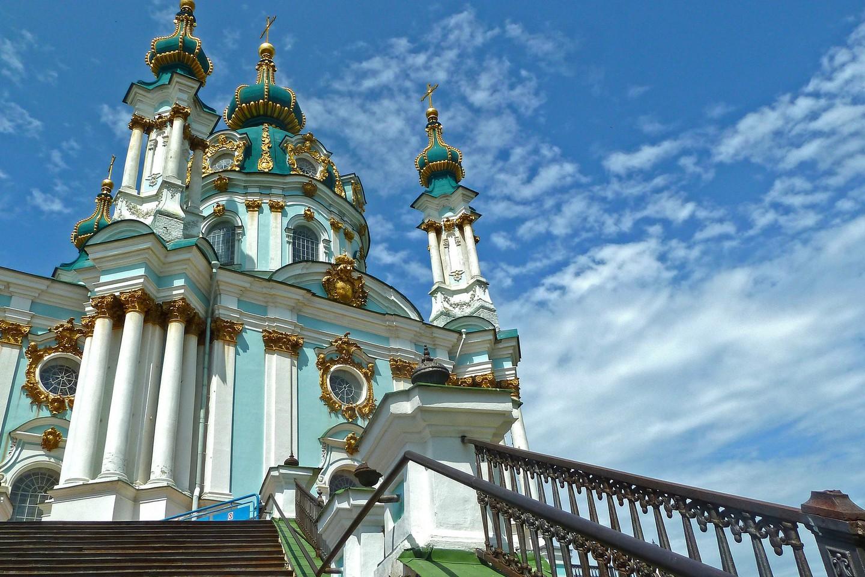 اجمل الاماكن السياحية فى كييف