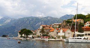 شاهد أجمل الجزر فى الجبل الأسود
