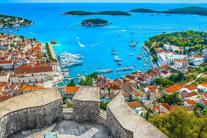شاهد أجمل الجزر فى كرواتيا
