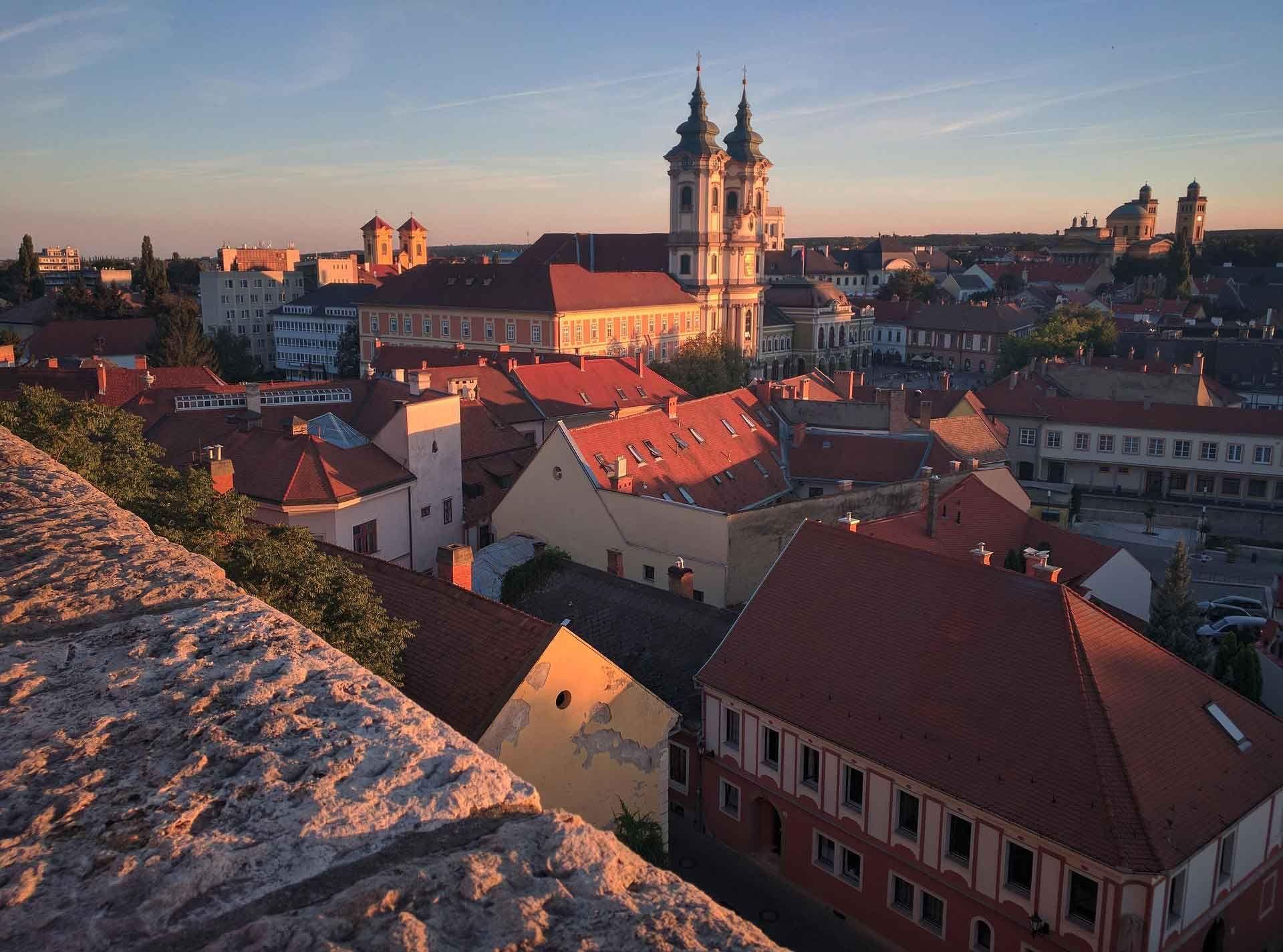 عدد سكان المجر