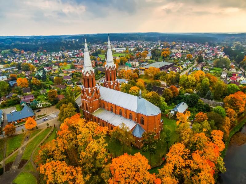 عدد سكان ليتوانيا