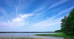 اجمل بحيرات أوكرانيا