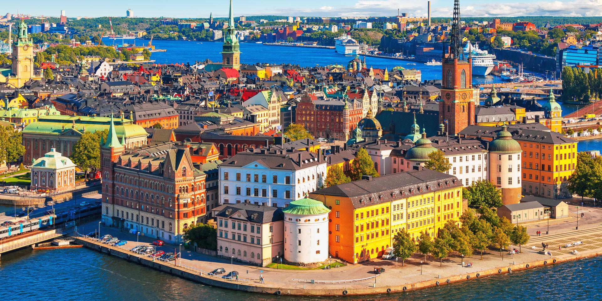 عدد سكان مدينة ستوكهولم