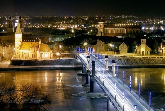 الاماكن السياحية فى ليتوانيا