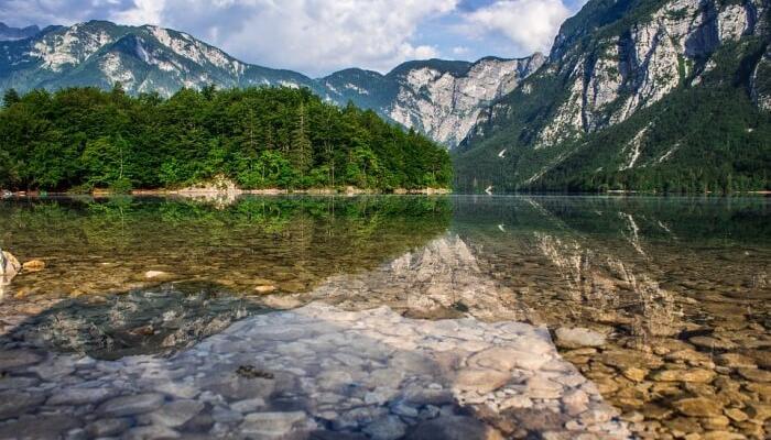 بحيرات سلوفينيا