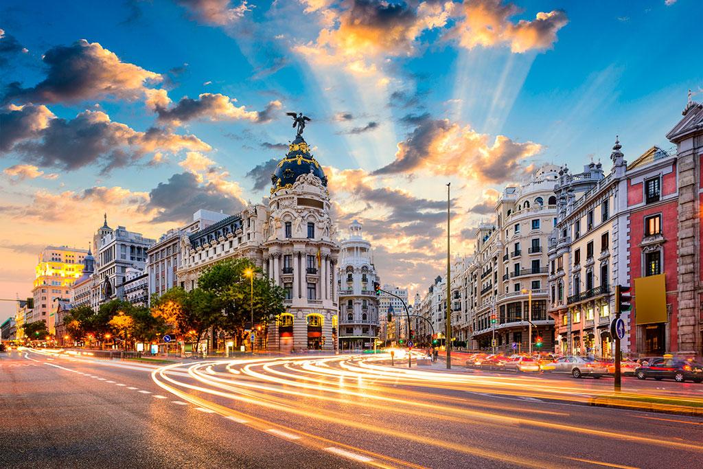 عدد سكان مدينة مدريد