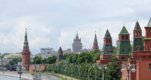الطقس فى موسكو