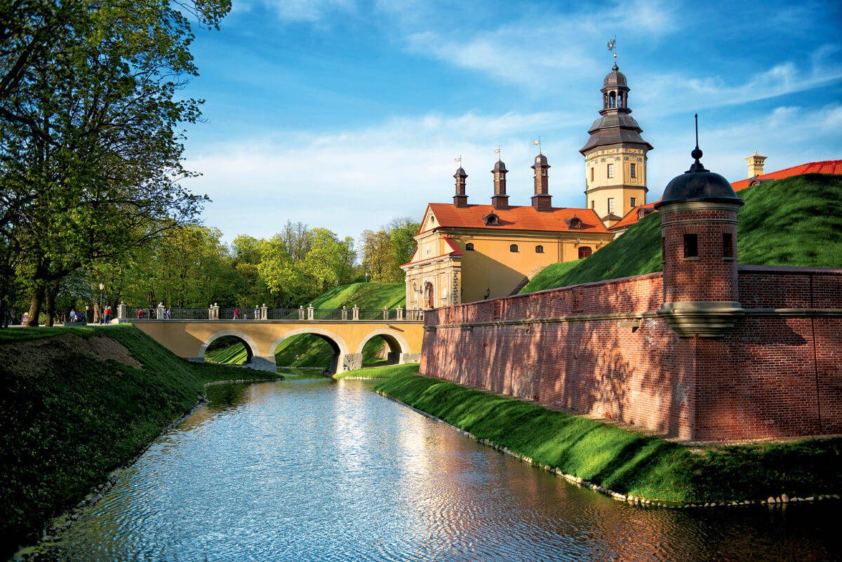 الاماكن السياحية فى روسيا البيضاء