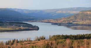 افضل البحيرات فى النرويج
