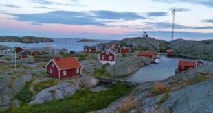 الجزر في السويد