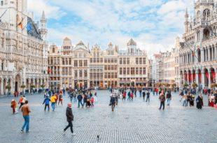 عدد سكان بروكسل