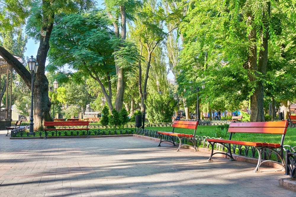 اجمل الاماكن السياحية فى أوديسا أوكرانيا