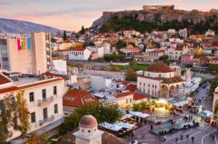 عدد سكان أثينا