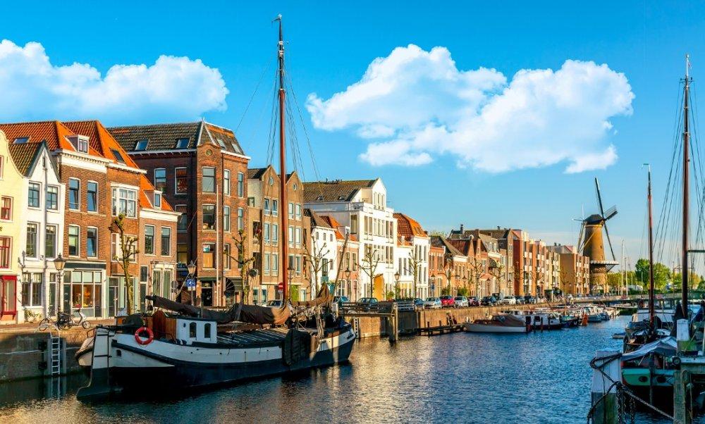 عدد سكان مدينة روتردام