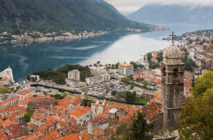 معالم الجذب السياحى فى الجبل الأسود