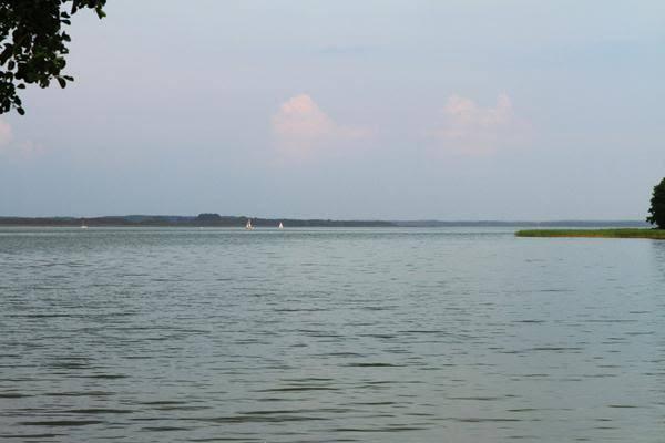 البحيرات فى بولندا