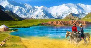 عدد سكان قيرغيزستان