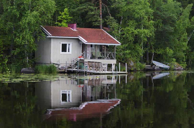 أفضل البحيرات فى فنلندا