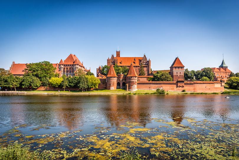 الاماكن السياحية فى بولندا