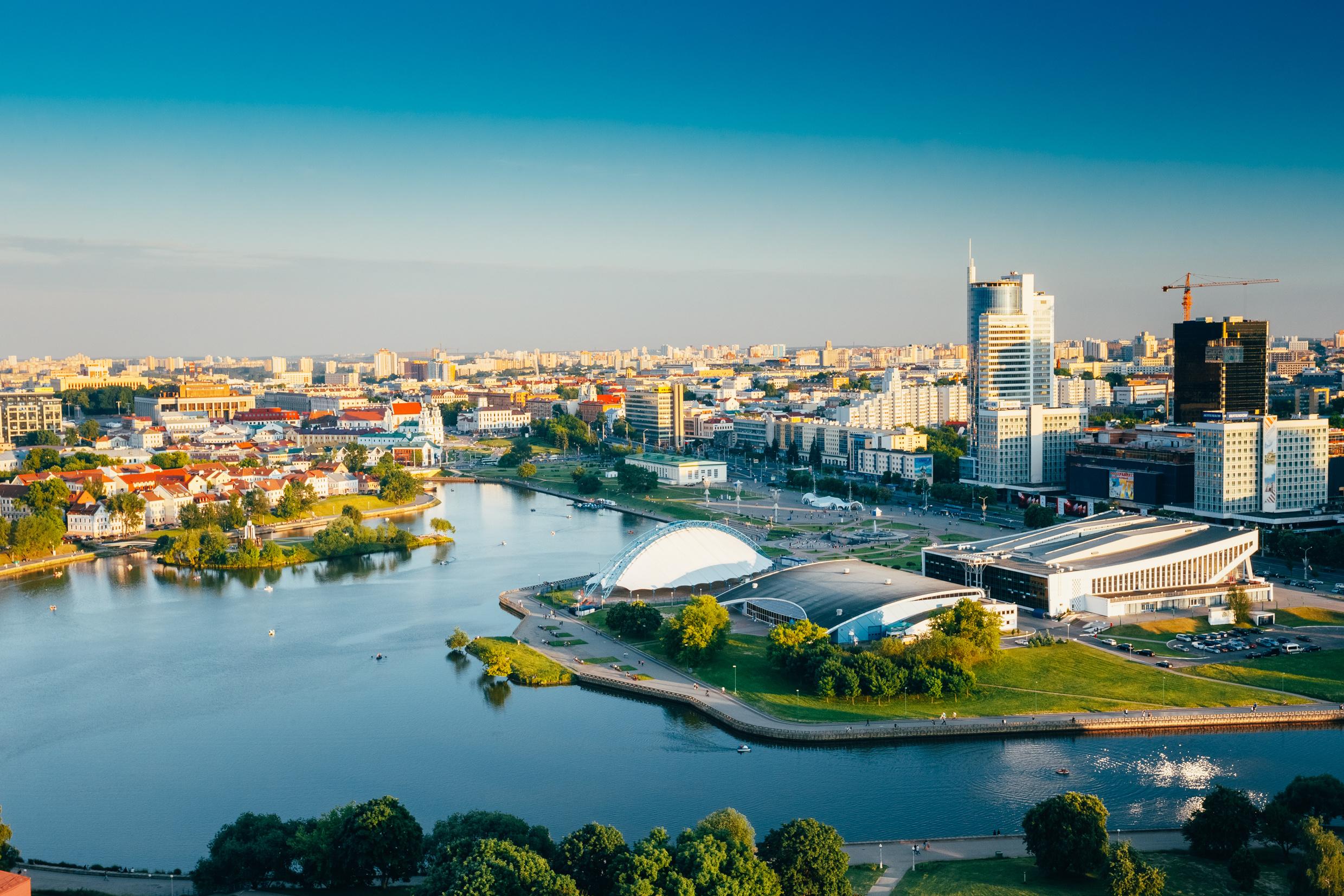 عدد سكان دولة روسيا البيضاء