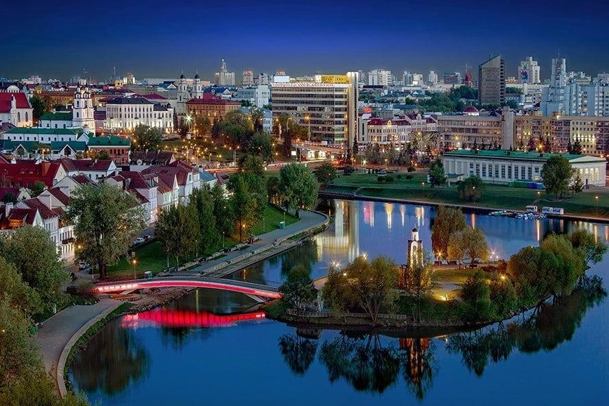 الاماكن السياحية في بيلاروسيا