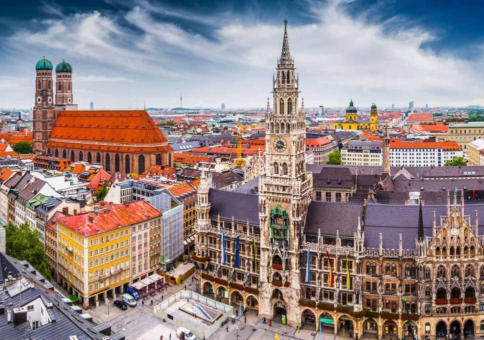 مدينة ميونيخ