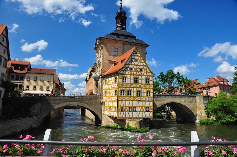 الاماكن السياحية فى المانيا