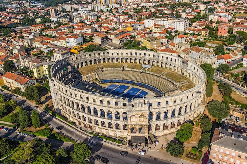 الاماكن السياحية فى كرواتيا