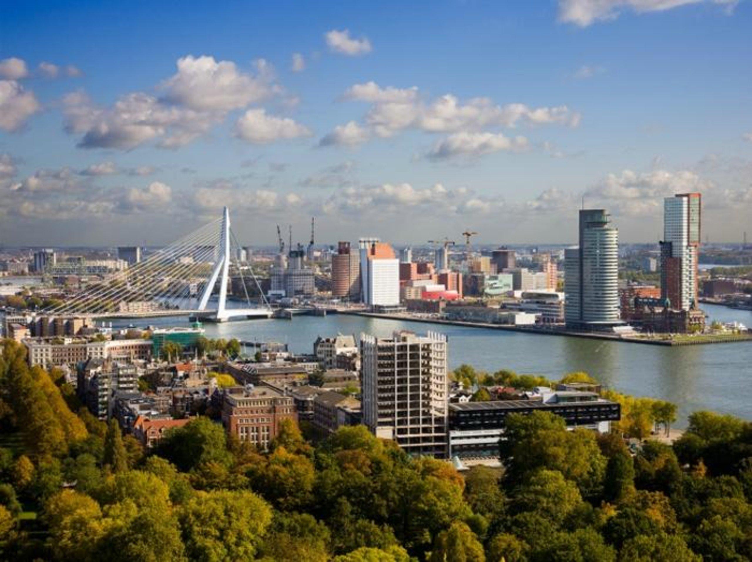 روتردام الهولندية