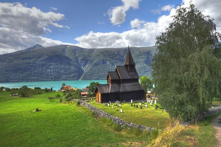 الاماكن السياحية فى النرويج
