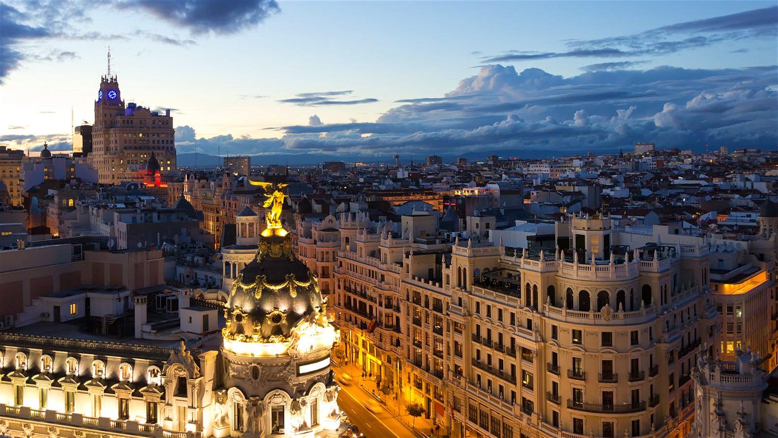 الطقس فى اسبانيا