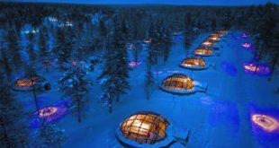 المنتجعات فى فنلندا
