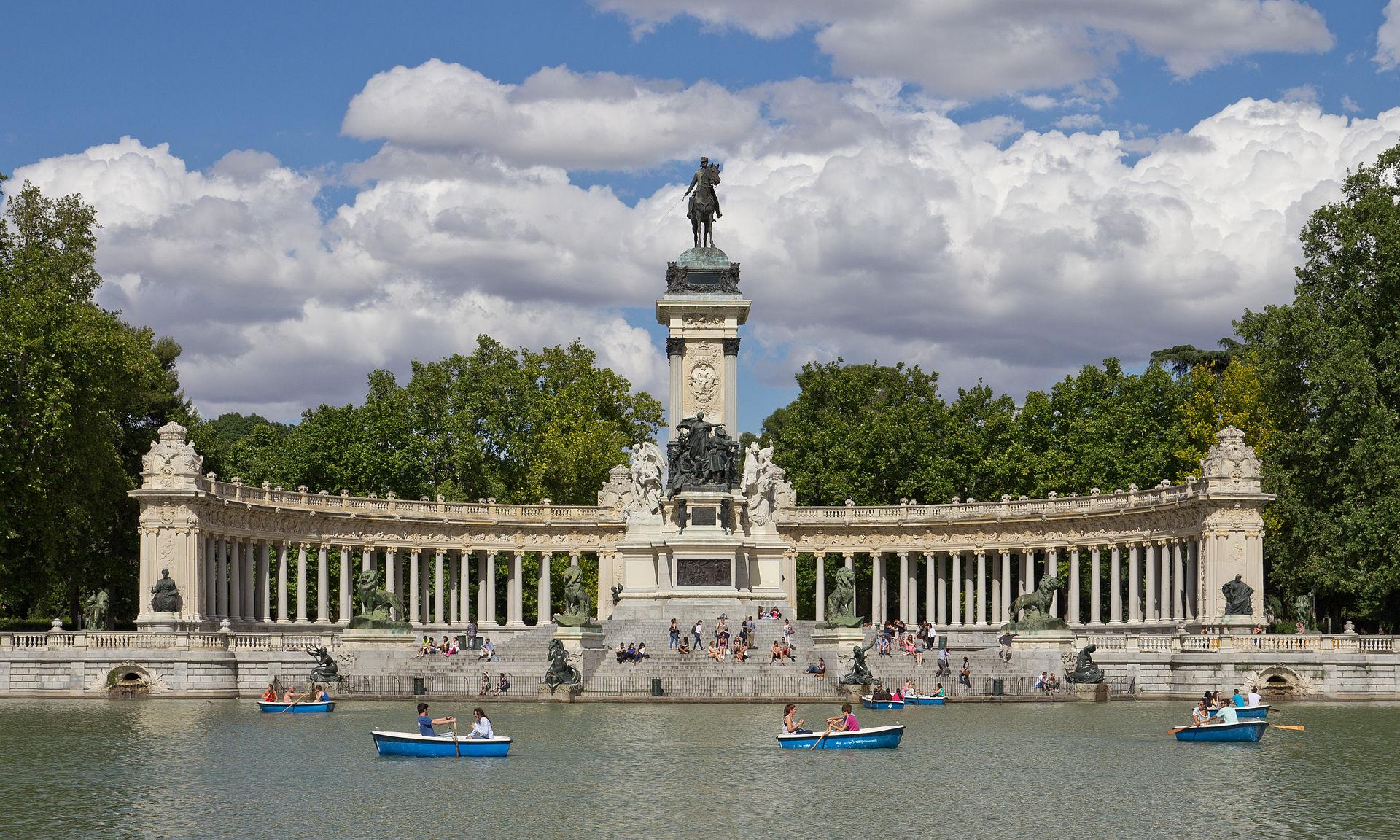 السياحة فى مدريد للأطفال