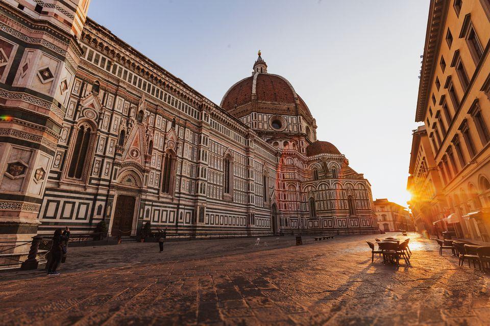 السياحة في فلورنسا ايطاليا