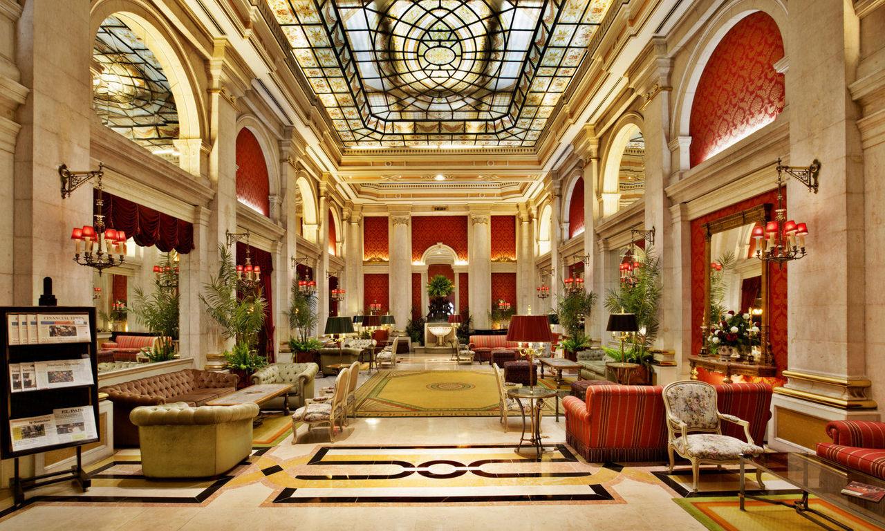 فندق أفينيدا بالاس