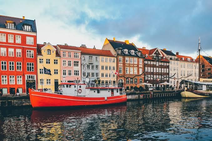 الطقس فى كوبنهاغن