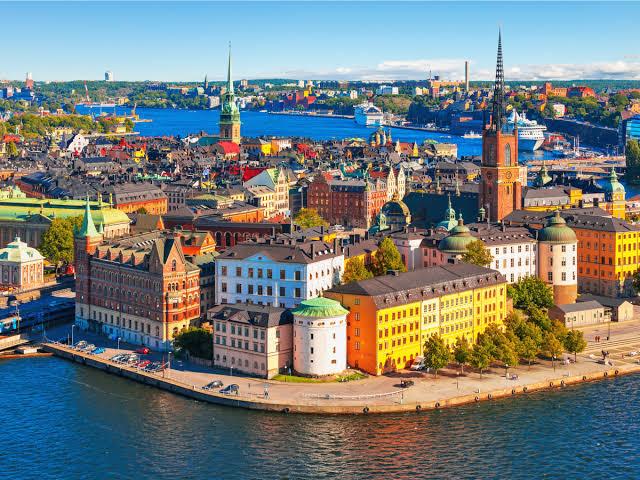 المنتجعات فى السويد