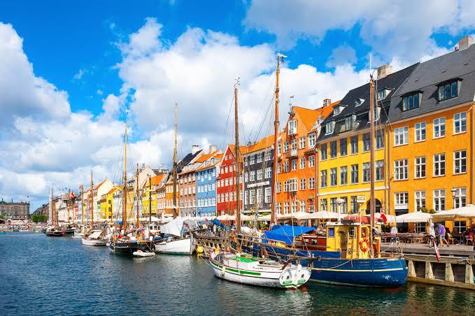 جمال الطبيعة فى الدنمارك