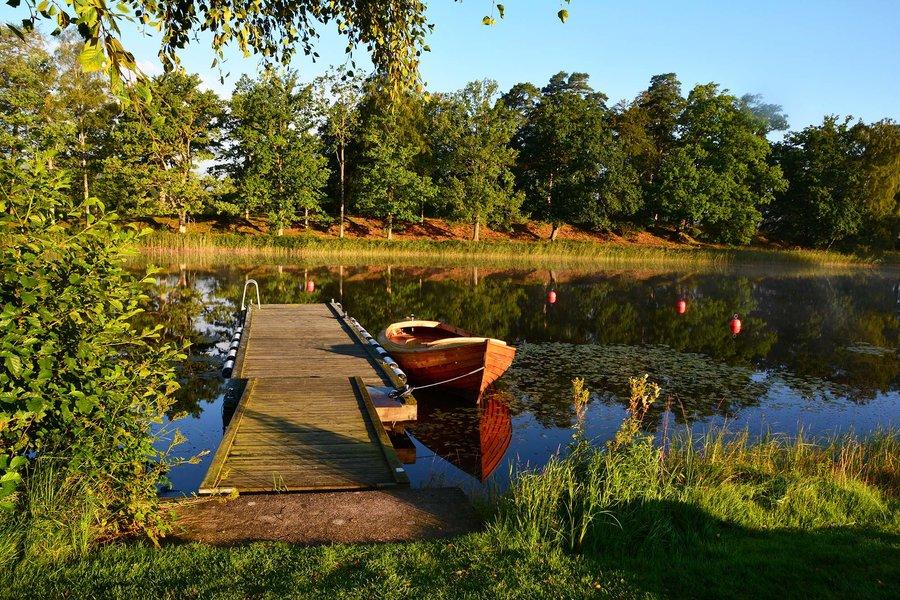 جمال الطبيعة فى السويد