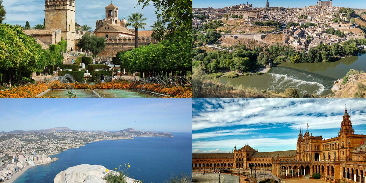 دليل اسبانيا السياحى