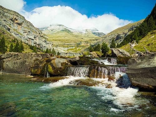 جمال الطبيعة فى اسبانيا
