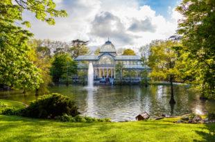 أجمل حدائق اسبانيا