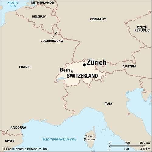 تفاصيل و معلومات حول زيورخ