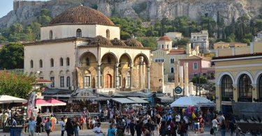 أجمل مهرجانات أثينا
