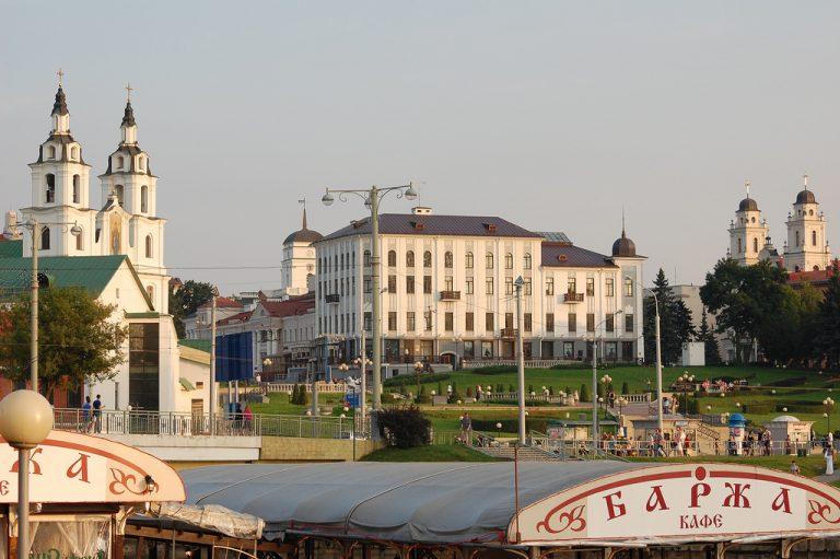 السياحة في روسيا البيضاء