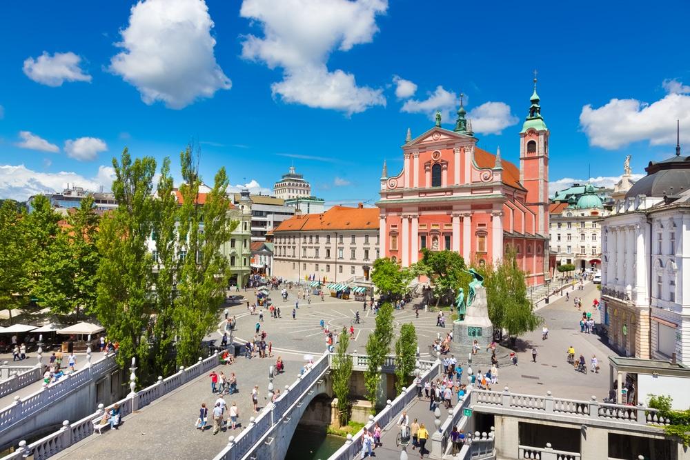 السياحية في ليوبليانا 2020