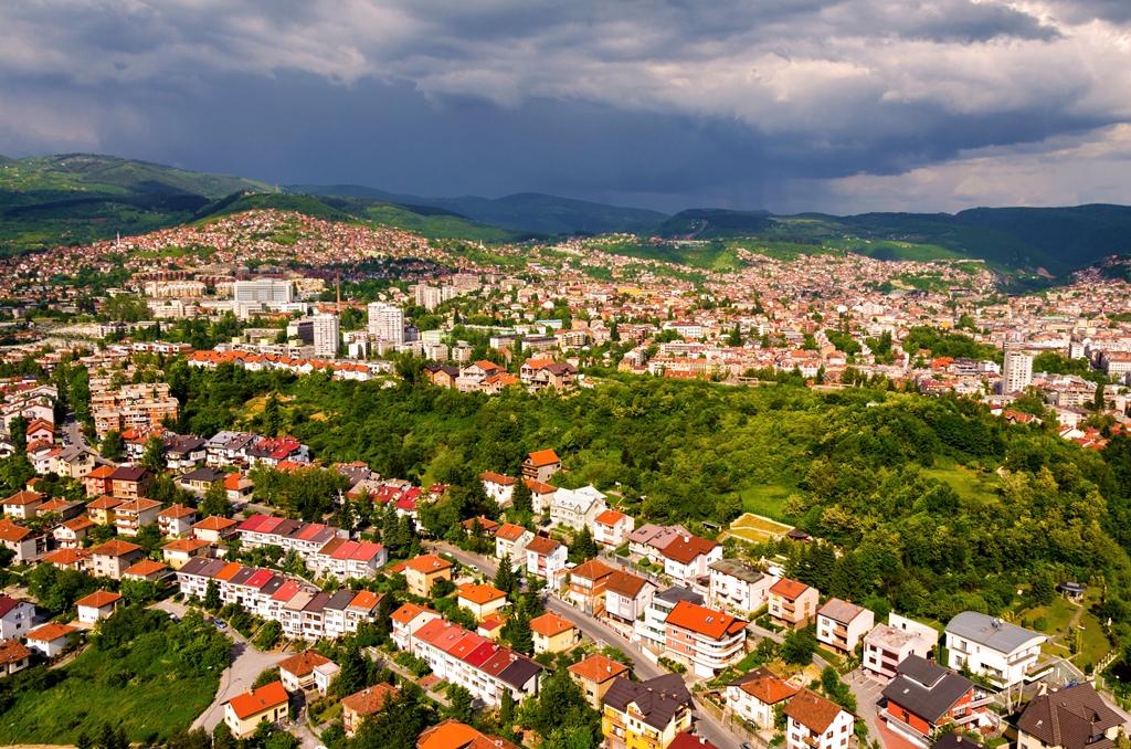 السياحة في البوسنة والهرسك