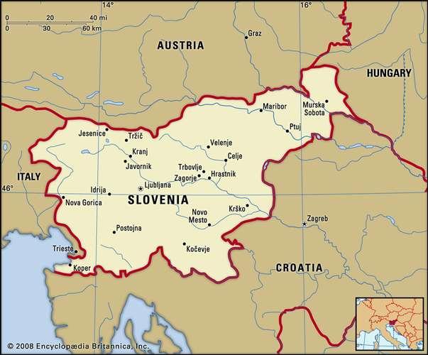 معلومات حولسلوفينيا 2020