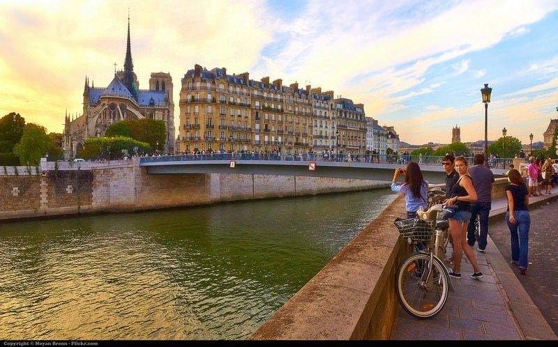 اماكن حلوه في باريس 2020